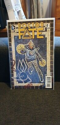 Doctor Fate Vol. 4 - #1 1st print and variant DC Comics - August 2015