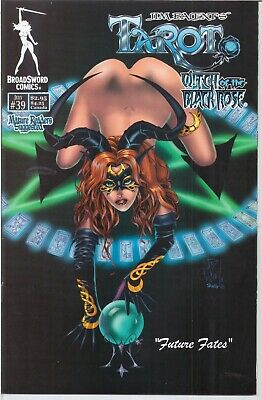 Tarot Witch Of The Black Rose #39B Broadsword 2006 Vf-  /602/