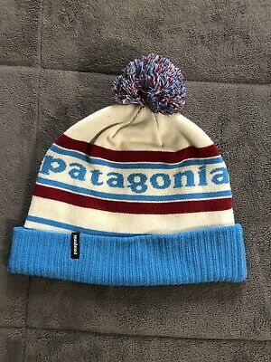 4dfa2a68 Patagonia Powder Town Beanie Hat CLEMSON TIGERS Winter Cap HIGH QUALITY  NCAA EUC