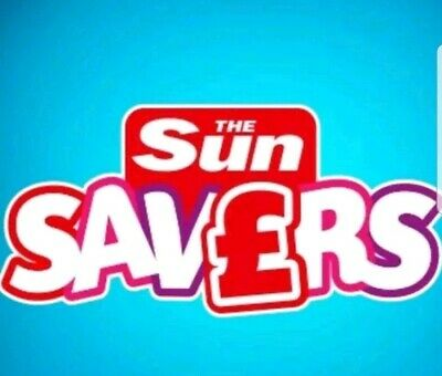 Sun Savers code Fri 17th May collect on sun savers for Thorpe Park