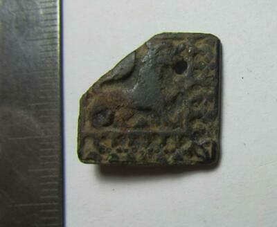 Vikings - Slavs    ancient Fragment  Metal detector finds 100% original