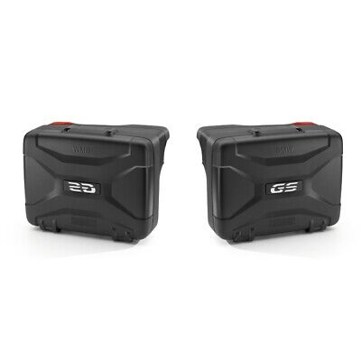 NEW BMW  F750 / F850 GS Vario Left and Right Side Cases Luggage