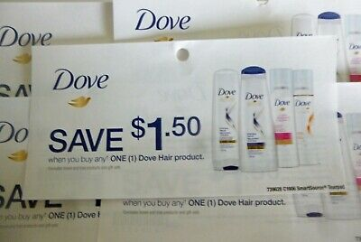 Save On Dove Hair Care Products