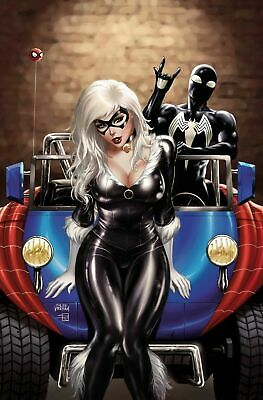 Symbiote Spider-Man #1 (Of 5) Tyler Kirkham Exclusive Cover E Black Cat!