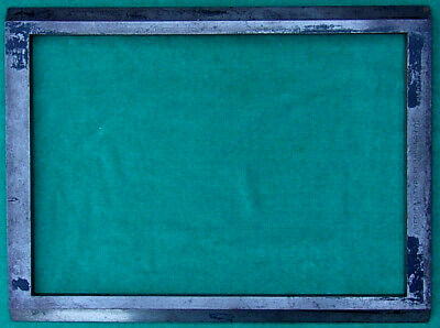 """American Type Founders Chase Letterpress Linotype Printing Frame 20.5"""" x 15.5"""""""