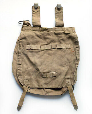 "Vietnam Era US Army Canvas Field Pack ""Butt Pack"" 1968 Military Bag"