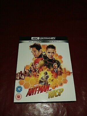 Antman and the Wasp 4k Blu Ray