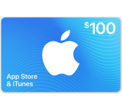 App Store & iTunes Gift Cards - $50 PaperGift Card