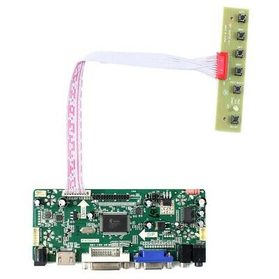 Hdmi Audio Lcd Controller Board Fit To Arcade 1Up Diy Parts 17 Inch M170Etn L2Z6