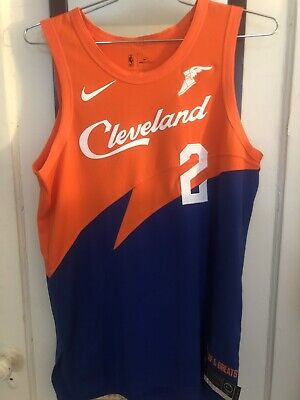 9cb684c28 NBA Nike Colin Sexton Authentic Cleveland Cavaliers Cory Edition Jersey Sz  44 M