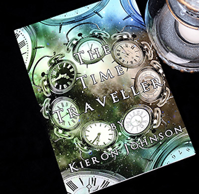 The Time Traveller (Limited 500) by Kieron Johnson - Book - Magic Tricks