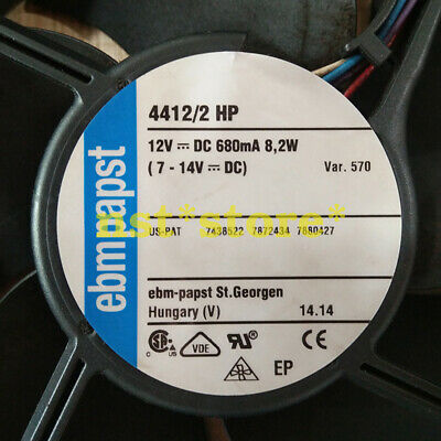 Applicable for KUKA C4 host cooling fan 4412/2 HP ebmpapst