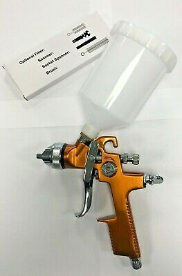 HVLP Spray Paint Gun 1.4mm Air Gravity Feed