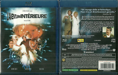blu ray L'Aventure intérieure (Innerspace)