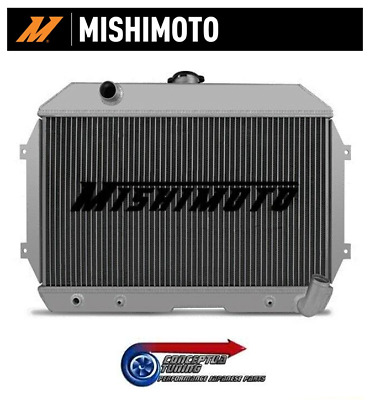 Mishimoto Aluminium Alloy Performance Radiator - For S30 Datsun 260Z L26