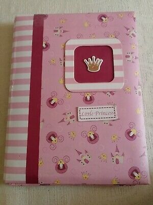 My First Year Pink Record Memory Book Keepsake Baby Shower Gift