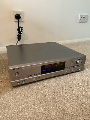 Cd-player & -recorder Tv, Video & Audio Yamaha Musiccast Mcx-1000 Musik-server Mit 400gb Hdd High End Audiophile