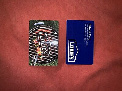 $50 Lowe's Physical Gift Cards For Only $48- FREE FAST Delivery