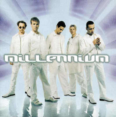 Backstreet Boys-Millennium (Us Import) Cd New