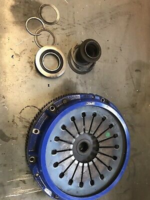 Toyota R154 1jz 2jz Spec Stage 3+ Clutch & Flywheel Rated To 620ftlb