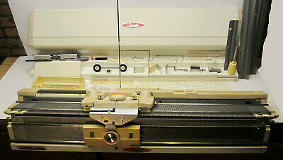 Vintage Studio MOD 322 Knitting Machine Ribber Attachment SRP-322 Accessories SK