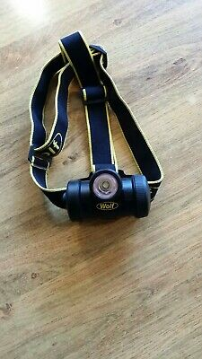 Wolf Ht-650 Zone 0 'Head Torch'