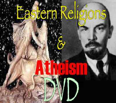 EASTERN Religions & ATHEISM (Humanism, Communism) Texts Library of Books on Disc