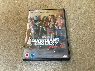 Guardians Of The Galaxy Vol.2 (2017 Dvd) Marvel