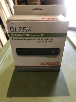 Xantech Dl85K Lcd/Cfl-Proof Dinky Link Ir Kit