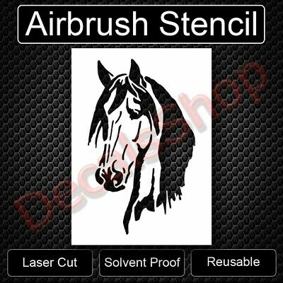 MUSICAL MUSIC NOTES Fancy Stencil Template Airbrush Paint 7