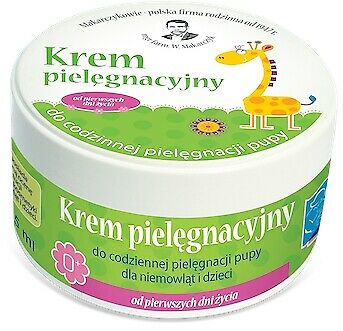 Mother's treasure, healthy pupka, cream for ass from the first days of life, 90