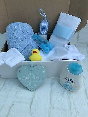 Baby Dove Bathtime Gift Box