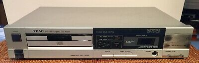 Teac Pd-230 Compact Disc Player - Not Working