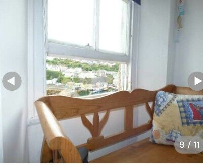 Holiday Cottage  (mevagissey) df 31st August 7 nights