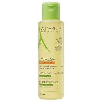 A-Derma Exomega Control, emollient oil, from 1 day of life, 500ml