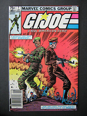 G.i.joe A Real American Hero #7