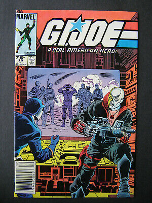 G.i.joe A Real American Hero #18