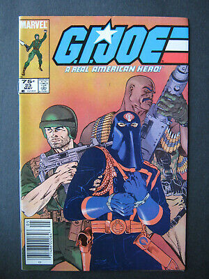 G.i.joe A Real American Hero #23