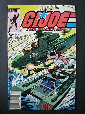 G.i.joe A Real American Hero #25
