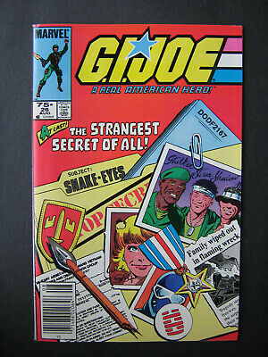 G.i.joe A Real American Hero #26