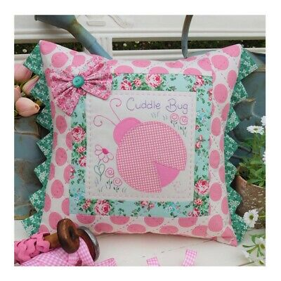 Quilting Sewing Quilt Pattern CUDDLE BUG The Rivendale Collection Patchwork New