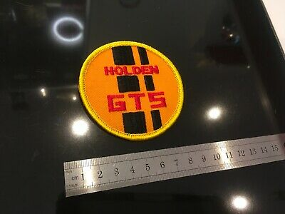 Rare Original Nos Holden Monaro Gts Hk Ht Hg Embroidered Patch Badge