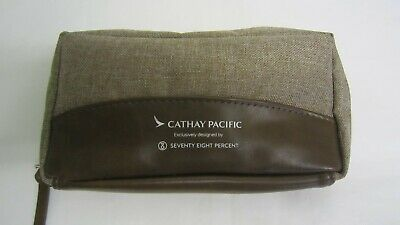 Cathay Pacific Business Class Amenity Pack - New Unopened