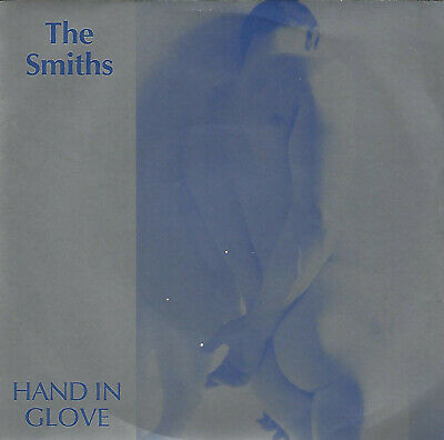 """The Smiths HAND IN GLOVE Rough Trade Records UK 1983 RARE 7"""" SINGLE"""