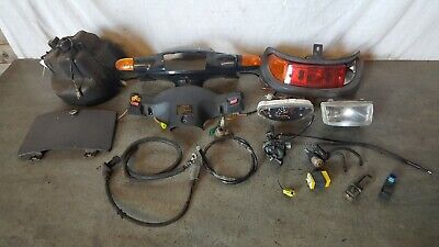 PGO Galaxy 50 - Parts Spares JOBLOT - Rear Light Headlight Speedo Clocks CDI ETC