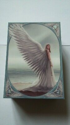 Spirit Guide Tarot  Box Anne Stokes