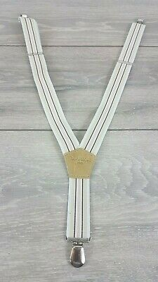 PAOLO UDINI Baby Christening Party Wedding Party Suspenders 0-12 Months B341-4