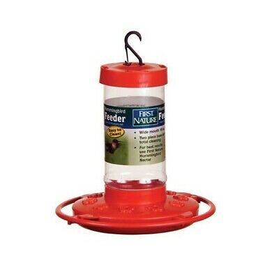 First Nature 10-Port Hummingbird Feeder 3051 16 oz.