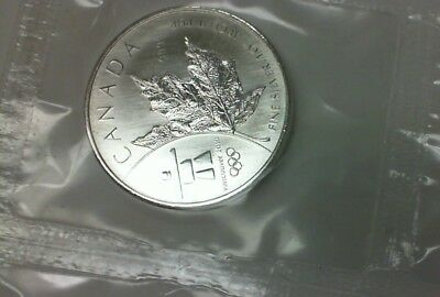 2008 Lot  Of10  Canada Silver 1 Ounce  .9999 Silver Coins Sealed Innukshuk 2010