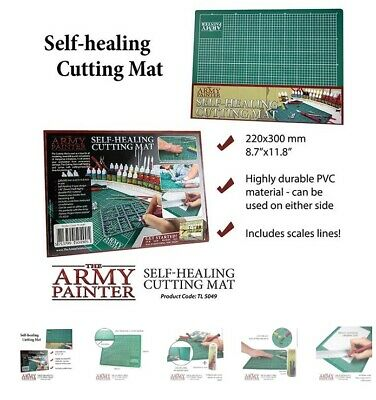 The Army Painter - Ecran Cutting Mat - TL 5049